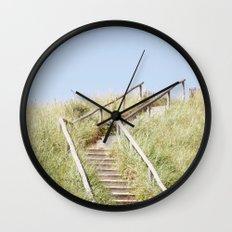 Sanddune, Egmond aan Zee Wall Clock