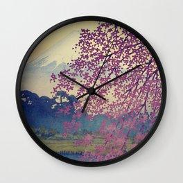 Bewilderment at Hainaan Wall Clock