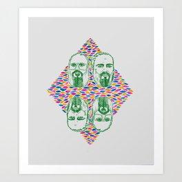 """Oh Snap!"" Art Print"