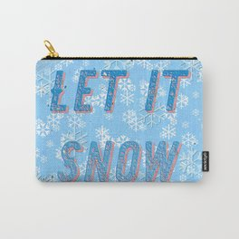 Let it snow, let it snow - A Hell Songbook Edition Carry-All Pouch