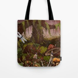 A Forest Alive Tote Bag