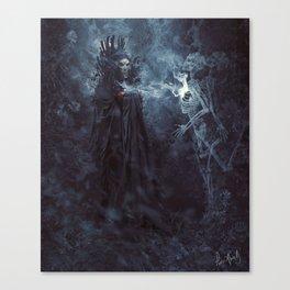 L'Errance des Limbes Canvas Print