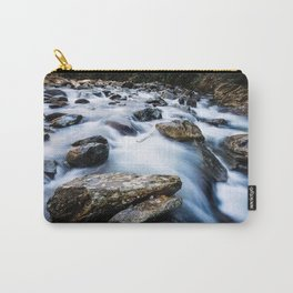 Take Me to the River - Rushing Rapids in the Great Smoky Mountains Carry-All Pouch