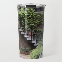 Beacon Hill Courtyard Travel Mug