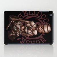nurse iPad Cases featuring Hellooo Nurse! by Capadochio