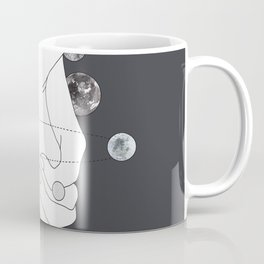 Everything Revolves Around Us II Coffee Mug
