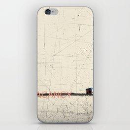 Vacancy iPhone Skin