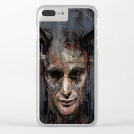 The Wendigo Clear iPhone Case