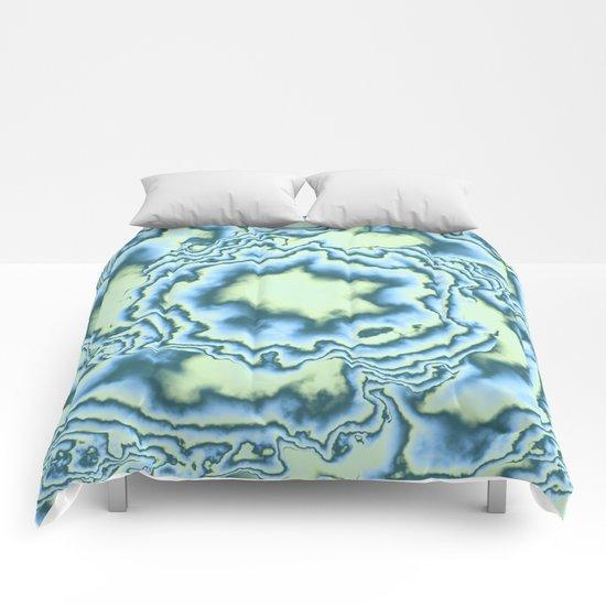 Turbulence in MWY 03 Comforters