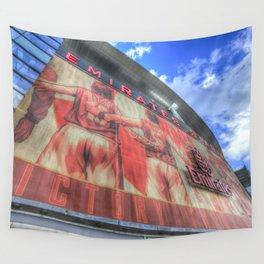 Arsenal Football Club Emirates Stadium London Wall Tapestry