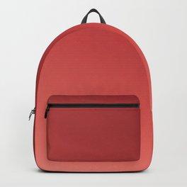 Persimmon Sunrise Backpack