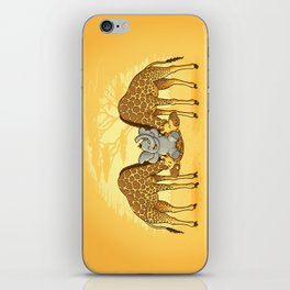Safari Park iPhone Skin