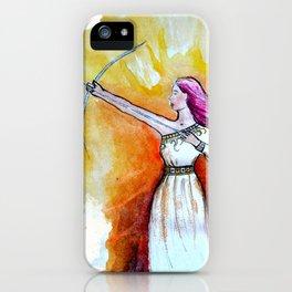 Artemisa iPhone Case