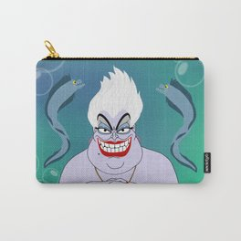 Ursula the sea witch Carry-All Pouch