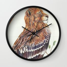 Anzu Wall Clock