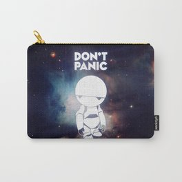 Don't Panic Marvin Carry-All Pouch