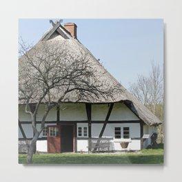 Farmhouse20150402 Metal Print