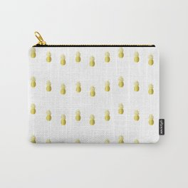 Pineapple Ups And Downs Carry-All Pouch