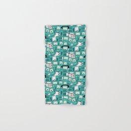 BMO patterns Hand & Bath Towel