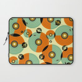 Turntables (Red) Laptop Sleeve