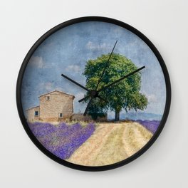 Belle journée Wall Clock