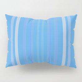 Forget Me Not Blue Pillow Sham