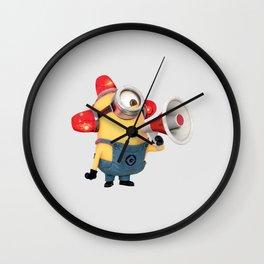 It's Carl! Wall Clock