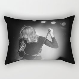 Coeur de Pirate @ The Mod Club (Toronto) Rectangular Pillow