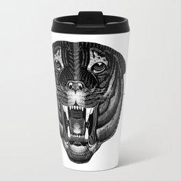 Roar My *--Tiger--* Travel Mug