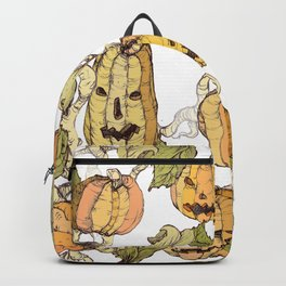 pumpkin soap Backpack