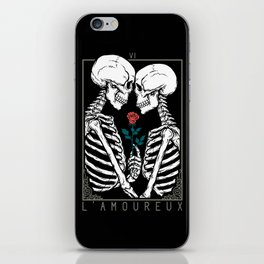VI The Lovers iPhone Skin