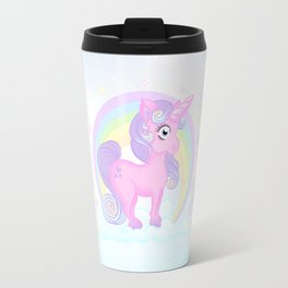 Baby pastel unicorn Travel Mug