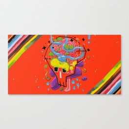 Thoughtfulness Canvas Print
