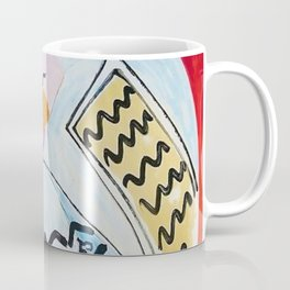 Henri Matisse - The Dream Paris Exhibition - Aix-en-Provence, France Advertisement Poster Coffee Mug