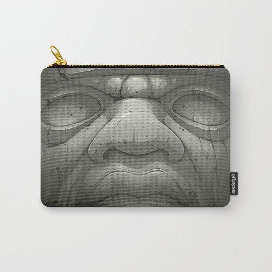 Olmeca I. Carry-All Pouch