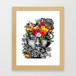 Ike Na Mma Framed Art Print