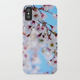Arboretum Blossoms iPhone Case