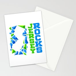 Jersey Rocks Stationery Cards