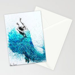 Tropical Reef Dance Stationery Cards
