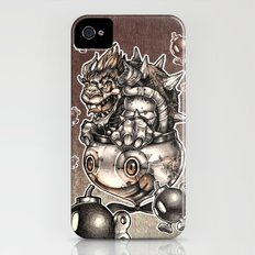 BOMBS AWAY BOWSER Slim Case iPhone (4, 4s)
