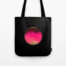 balloon love -pink Tote Bag