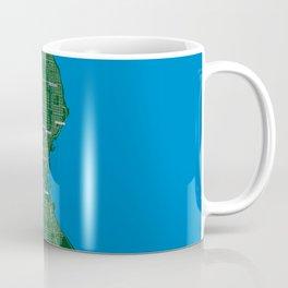 FanMap | NBA Milwaukee #01 Coffee Mug
