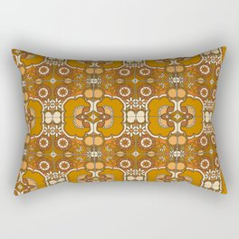 Seventies Stoned Dreamer Rectangular Pillow