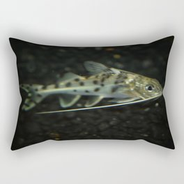 Here fishy, fishy! Rectangular Pillow