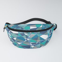 Geometric pattern Fanny Pack