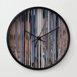 Ed London London Wall Clock