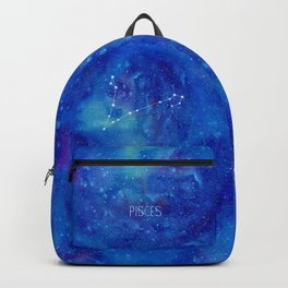 Constellation Pisces Backpack