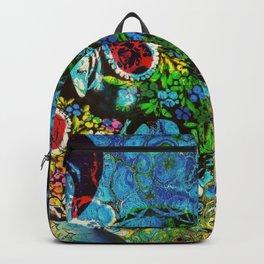 Galo De Barcelos Portugal Backpack