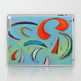 Kites & Sails 2 Laptop & iPad Skin