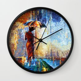 mary poppins abstract art special for Mothers day iPhone 4 4s 5 5c 6, pillow case, mugs and tshirt Wall Clock